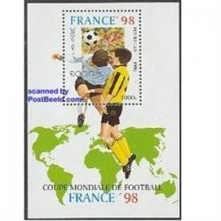 سونیرشیت جام جهانی فوتبال فرانسه - لائوس 1996