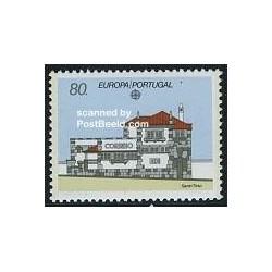 1 عدد تمبر مشترک اروپا - Europa Cept - ادارات پست - پرتغال 1990