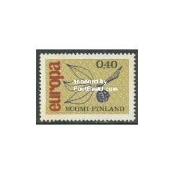 1 عدد تمبر مشترک اروپا - Europa Cept - فنلاند 1965