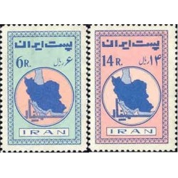 1180 - تمبر سمینار خلیج فارس 1341 تک