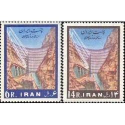 1185 - تمبر افتتاح سد دز 1341 تک