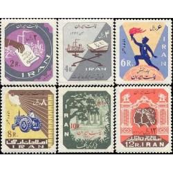 1225 - تمبر لوایح ششگانه (2) 1342 تک