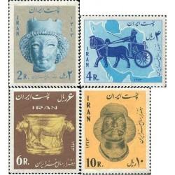 1239 - تمبر نمایشگاه هفت هزار سال هنر ایران 1343 تک
