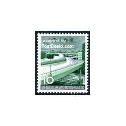 1 عدد تمبر پل نیهونباشی - ژاپن 1964