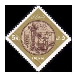 1343 - تمبر خانه های انصاف 1345