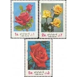 1583 - تمبر سری گل (1) 1351