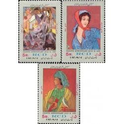 1599 - تمبر همکاری عمران منطقه ای (5) 1351