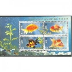 سونیرشیت گلدفیش ها - هنگ کنگ 1993
