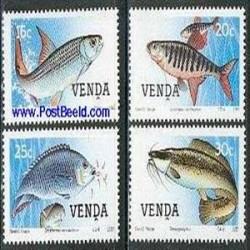 4 ع تمبر ماهیها - وندا 1987