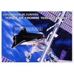 سونیرشیت سفرهای فضائی با سرنشین - 2 - ماداگاسکار 2000